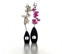 Soapstone Vase for Intermon Oxfam