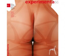 Cover proposal for Experimenta Magazine