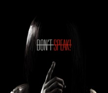 'DON'T SPEAK' MOVIE POSTER