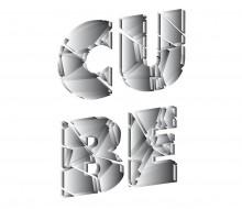 Albert Bonay's Cube Exhibition Poster
